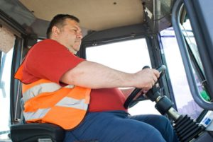 long haul truck drivers
